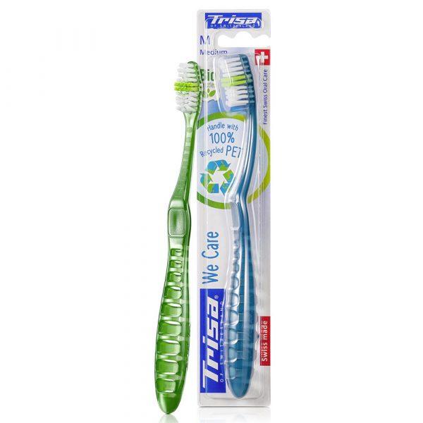 Četkica za zube TRISA We Care Medium