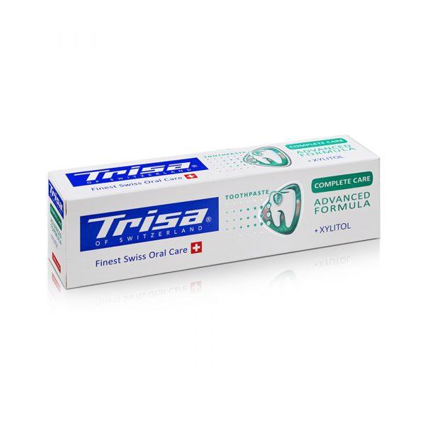 Pasta za zube TRISA Complete Care Toothpaste Box