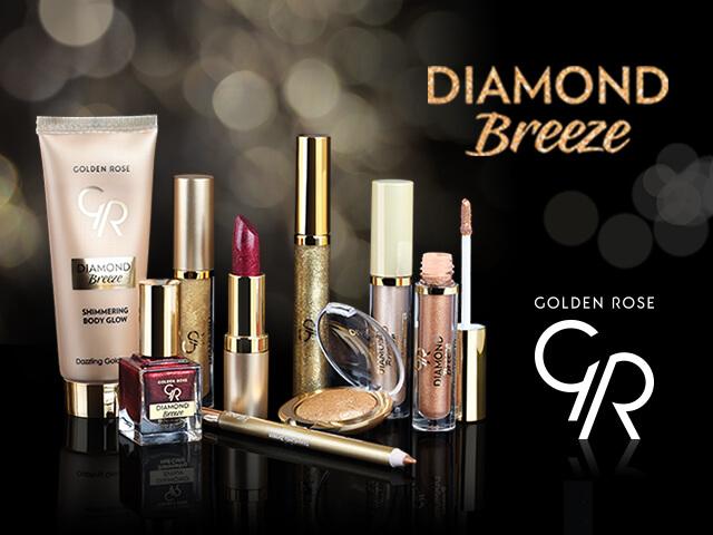 Golden Rose Diamond Breeze kolekcija