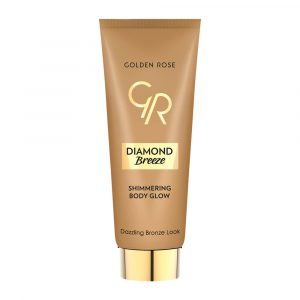 Sjaj za telo GOLDEN ROSE Diamond Breeze Shimmering Body Glow