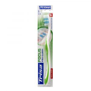 Četkica za zube TRISA Focus Pro Clean Soft