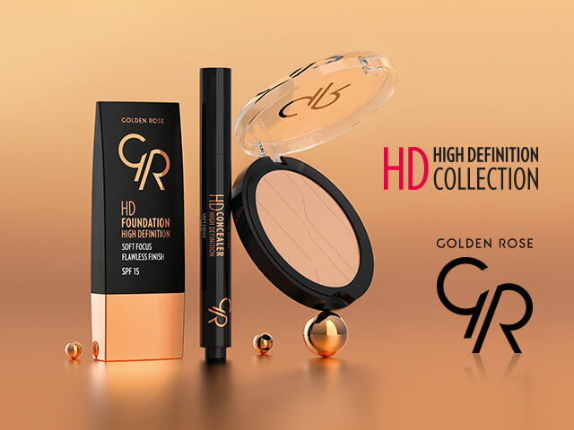 Golden Rose HD High Definition kolekcija