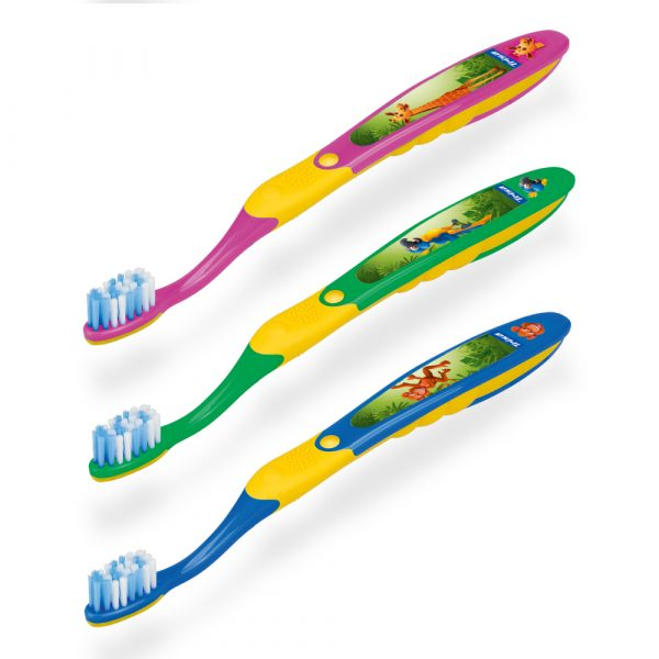 Dečija četkica za zube TRISA Kid All