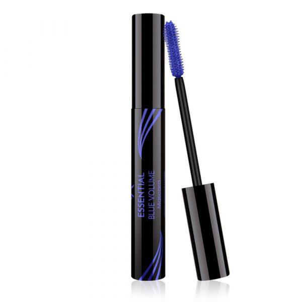 Plava maskara za volumen trepavica GOLDEN ROSE Essential Blue Volume Mascara