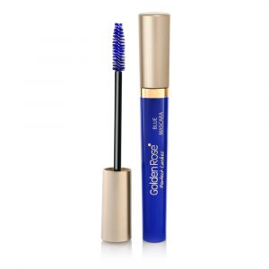 Plava maskara GOLDEN ROSE Perfect Lashes Blue Mascara