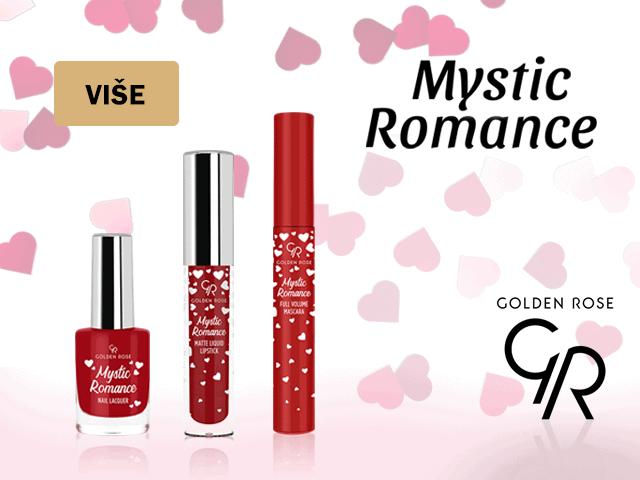 Golden Rose Mystic Romance kolekcija