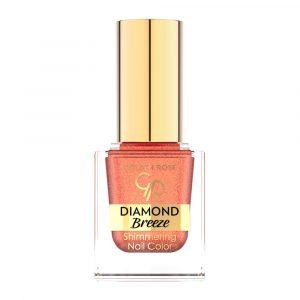 Lak za nokte GOLDEN ROSE Diamond Breeze Shimmering