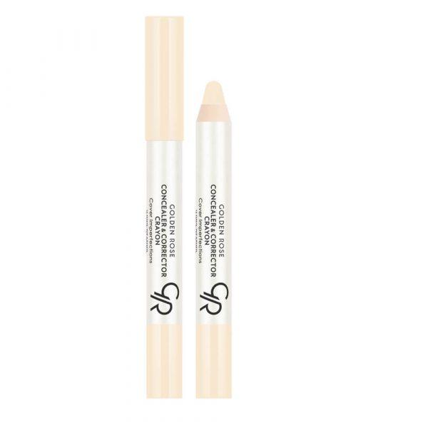 Olovka za korekciju GOLDEN ROSE Concealer & Corrector Crayon