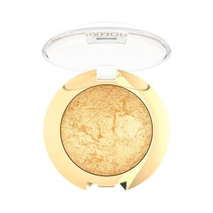 Senka za oči GOLDN ROSE Diamond Breeze Shimmering Baked Eyeshadow