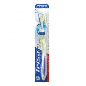 Četkica za zube TRISA Pro Sensitive Ultra Soft With Travel Cap