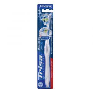 Četkica za zube TRISA Profilac White Medium