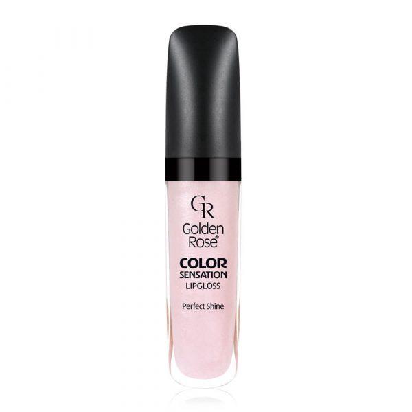 Sjaj za usne GOLDEN ROSE Color Sensation Lipgloss