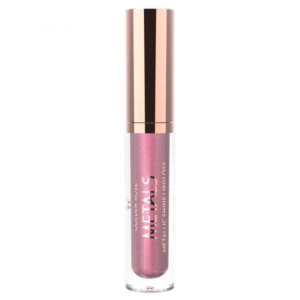 Metalik sjaj za usne GOLDEN ROSE Metals Metallic Shine Lipgloss