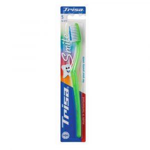 Četkica za zube TRISA Smile Soft