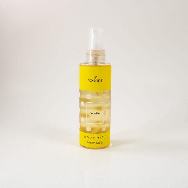Sprej za telo ROXANNE Body Mist Vanilla 150ml