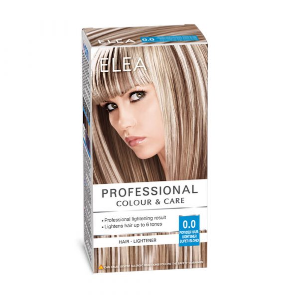 Blanš za kosu ELEA Professional Hair Lightener Super Blond