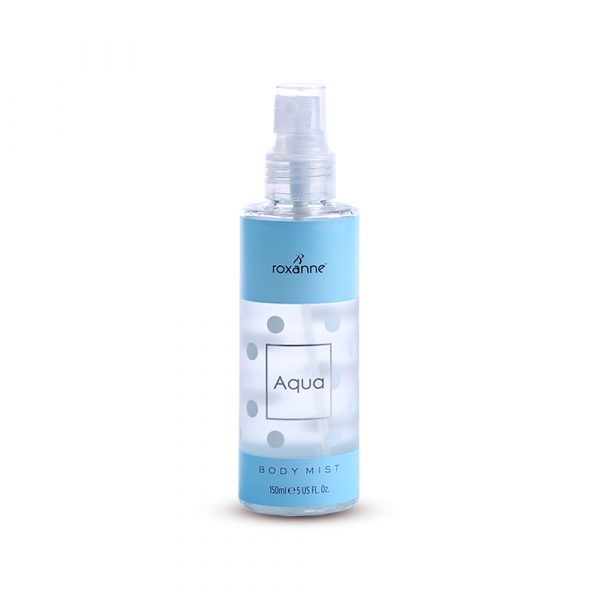 Sprej za telo ROXANNE Body Mist Aqua 150ml