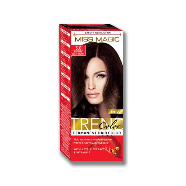 Farba za kosu MISS MAGIC Trend Permanent Hair Color