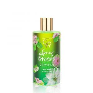 Gel za tusiranje Golden Rose Shower Gel Spring Breeze