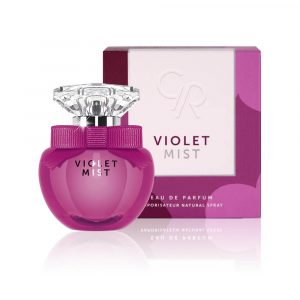 Ženski parfem GOLDEN ROSE Violet Mist edp 30ml