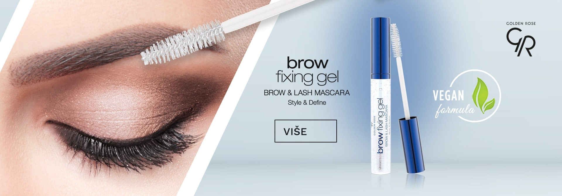 Golden Rose Brow Fixing Gel Brow Lash Mascara desktop