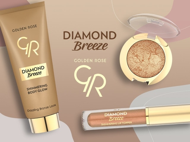 Golden Rose Diamond Breeze kolekcija proizvoda