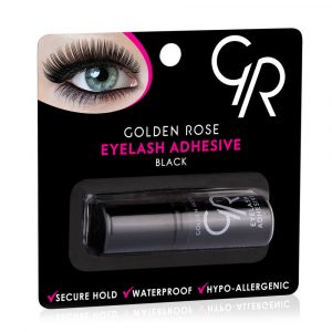 Lepak za trepavice GOLDEN ROSE Eyelash Adhesive Black