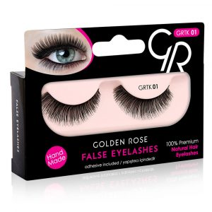 Veštačke trepavice GOLDEN ROSE False Eyelashes