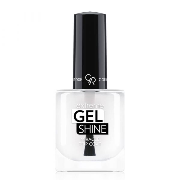 Gel lak za nokte GOLDEN ROSE Extreme Gel Shine Miracle Top Coat