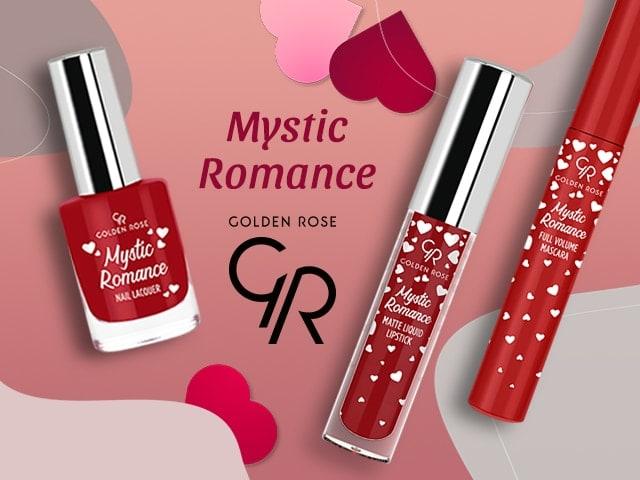 Golden Rose Mystic Romance kolekcija proizvoda