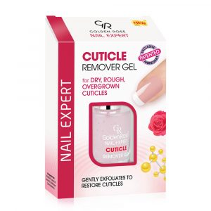 Lak za negu noktiju Golden Rose Nail Expert Cuticle Remover Gel