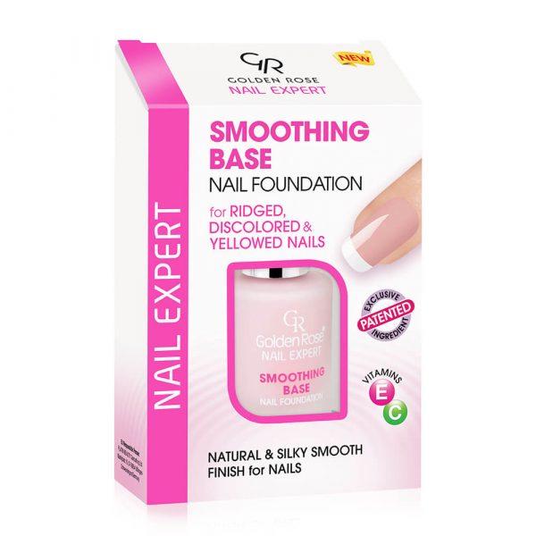 Lak za negu noktiju Golden Rose Nail Expert Smoothing Base Nail Foundation