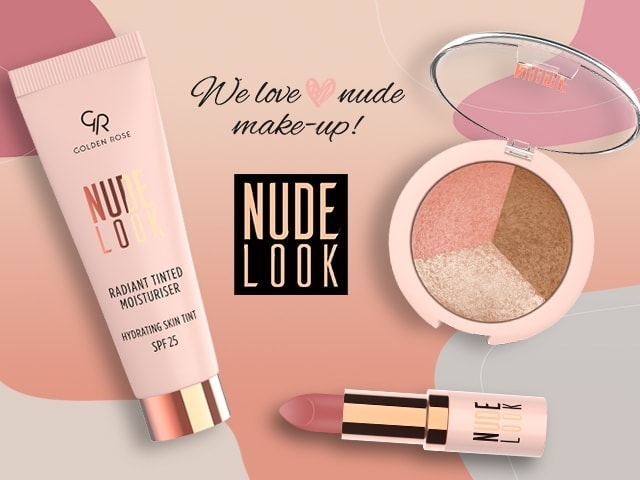 Golden Rose Nude Look kolekcija proizvoda