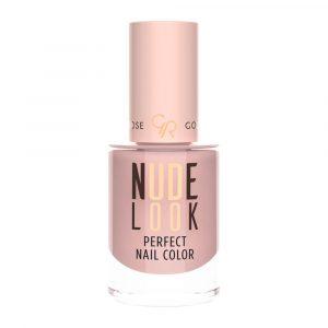 Lak za nokte Golden Rose Nude Look Perfect