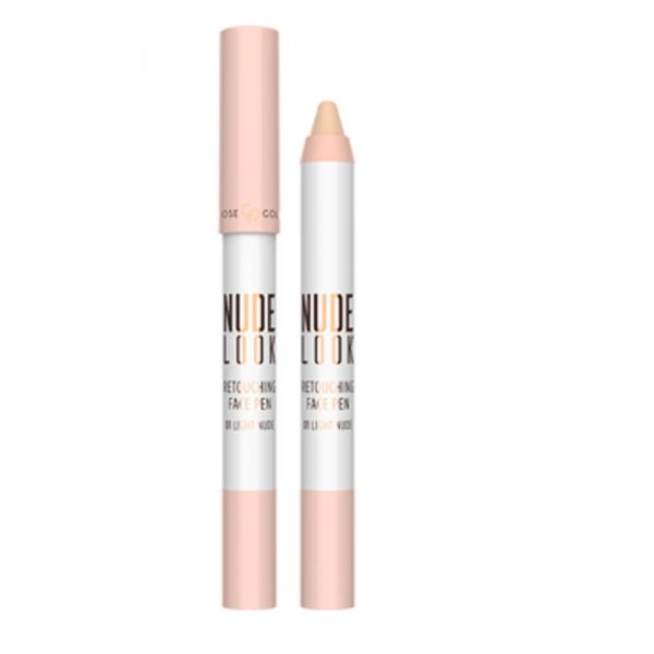 Olovka za korekciju GOLDEN ROSE Nude Look Retouching Face Pen