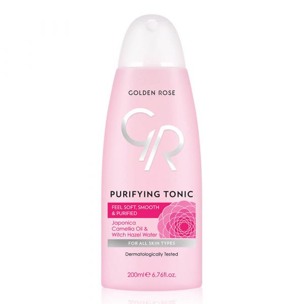 Golden Rose Purifying Tonic