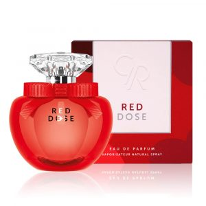 Ženski parfem GOLDEN ROSE Rose red edp 100ml