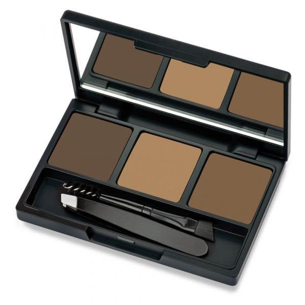Set za stilizovanje obrva GOLDEN ROSE Eyebrow Styling Kit