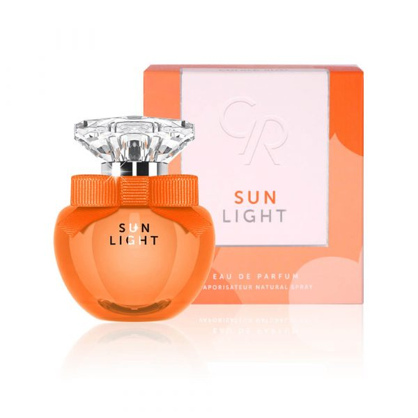 Ženski parfem GOLDEN ROSE Sun Light edp 30ml