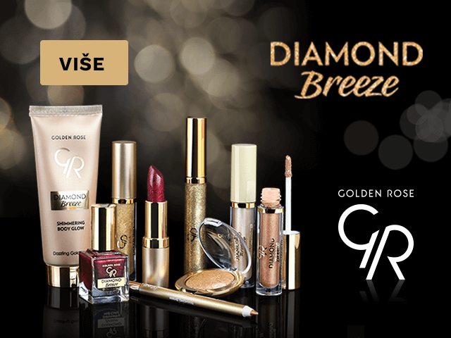 Golden Rose Diamond Breeze kolekcija
