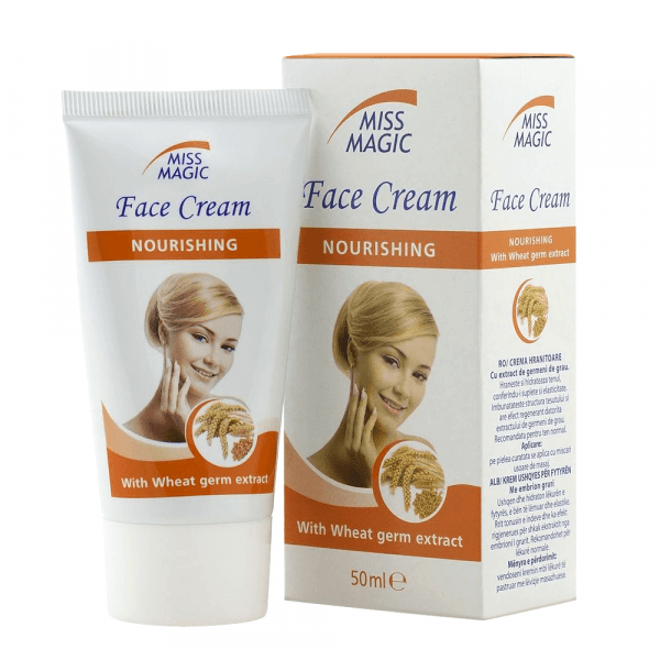 Hranljiva krema za lice MISS MAGIC Face Cream Nourishing