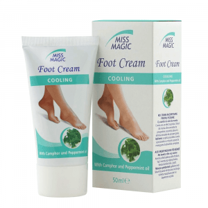 Krema za hlađenje stopala MISS MAGIC Foot Cream Cooling