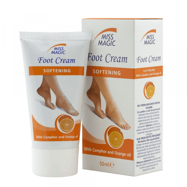 Krema za omekšavanje stopala MISS MAGIC Foot Cream Softening