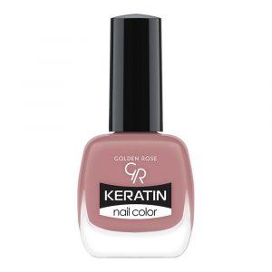 Lak za nokte GOLDEN ROSE Keratin Nail Color
