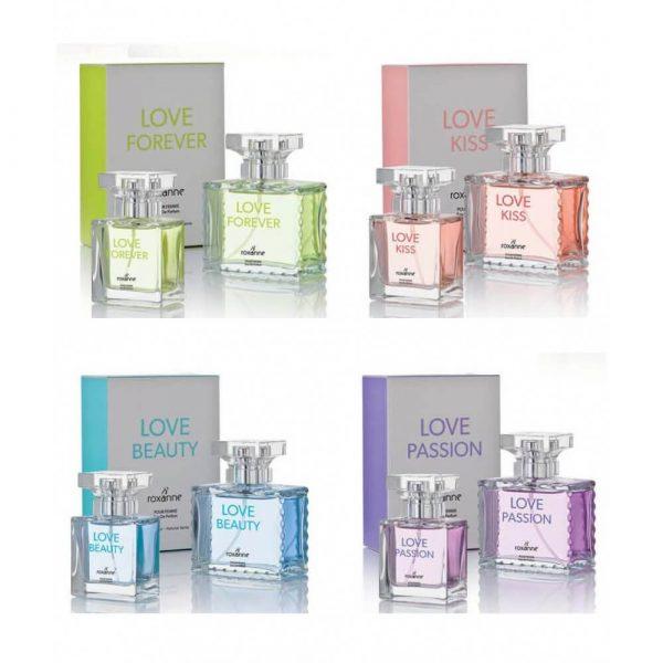 Ženski parfem ROXANNE Love edp ALL