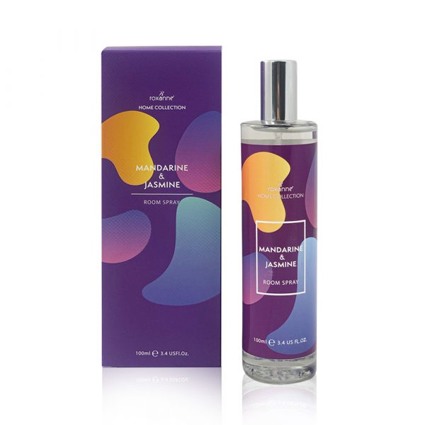 Osveživač prostora ROXANNE Room Spray Mandarine & Jasmine 100 ml
