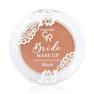 rumenilo golden rose bride make-up blush P-BIM-BRD-008