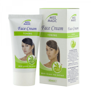 Tonirana krema za lice MISS MAGIC Face Cream Toning